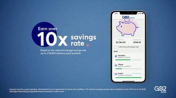 Go2 Bank TV Spot, 'Mobile Banking Like Never Before' - Thumbnail 8