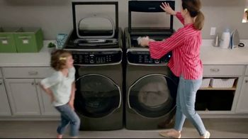 The Home Depot TV Spot, 'New Year, New Appliances: Samsung Washer and Dryer' - Thumbnail 4