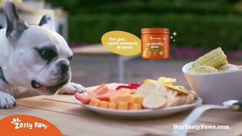 Zesty Paws Bites TV Spot, 'More Zest' - Thumbnail 3