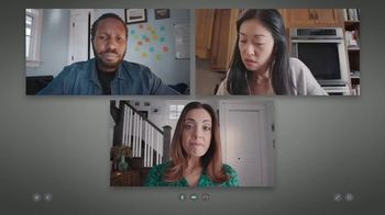 FosterMore.org TV Spot, 'Donate Your Small Talk: Video Meeting'