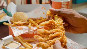 Popeyes Rip'n Chicken Big Box TV Spot, '@mikeyothevoice' - Thumbnail 3