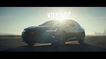 2021 Acura TLX TV Spot, 'Viene de campeones' [Spanish] [T1] - Thumbnail 5