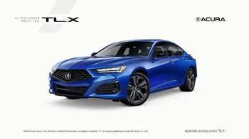 2021 Acura TLX TV Spot, 'Viene de campeones' [Spanish] [T1] - Thumbnail 9
