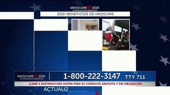 easyMedicare.com TV Spot, 'Beneficios del 2021' [Spanish] - Thumbnail 5