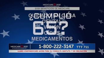 easyMedicare.com TV Spot, 'Beneficios del 2021' [Spanish] - Thumbnail 6