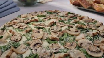 Papa Murphy's Chicken Alfredo Pizza TV Spot, 'Where the Fun Is: $13' - Thumbnail 7