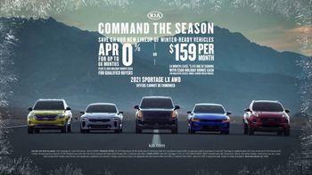 Kia Command the Season TV Spot, 'Command Winter' [T2] - Thumbnail 7