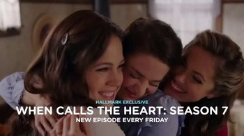 Hallmark Movies Now TV Spot, 'When Calls the Heart'