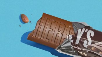 Hershey's Milk Chocolate With Whole Almonds TV Spot, 'Delightful Bumps' - Thumbnail 9