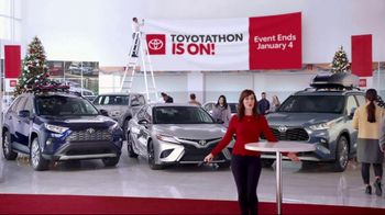 Toyota Toyotathon TV Spot, 'More Time' [T2] - 38 commercial airings