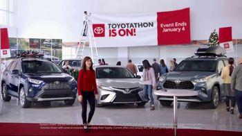 Toyota Toyotathon TV Spot, 'More Time' [T2] - Thumbnail 1
