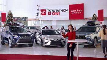 Toyota Toyotathon TV Spot, 'More Time' [T2] - Thumbnail 4