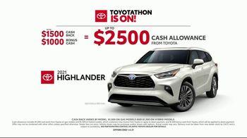 Toyota Toyotathon TV Spot, 'More Time' [T2] - Thumbnail 6