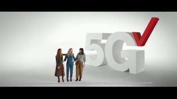 Verizon TV Spot, '5G, Discovery+ and Disney Bundle'