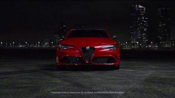 Alfa Romeo Season of Speed Event TV Spot, 'Control' Song by Emmit Fenn [T2] - Thumbnail 1
