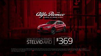 Alfa Romeo Season of Speed Event TV Spot, 'Control' Song by Emmit Fenn [T2] - Thumbnail 6