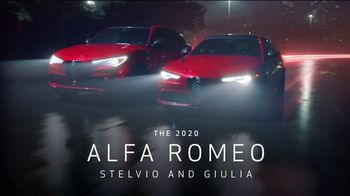 Alfa Romeo Season of Speed Event TV Spot, 'Control' Song by Emmit Fenn [T2] - 567 commercial airings
