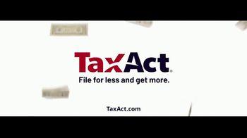 TaxACT TV Spot, 'Only TaxAct: Max Refund' - Thumbnail 8