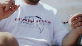 Tackle Warehouse Swagger Tackle Co. Tungsten TV Spot, 'Fish On' - Thumbnail 5