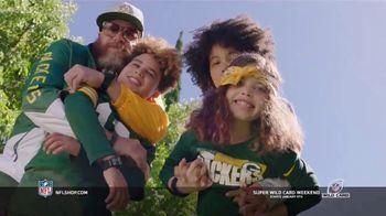 NFL Shop Super Wild Card Weekend TV Spot, 'My Everything' Song by Bakar