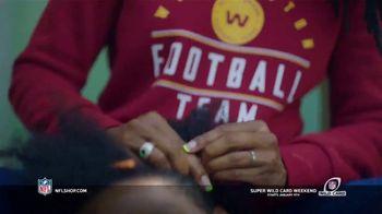 NFL Shop Super Wild Card Weekend TV Spot, 'My Everything' Song by Bakar - Thumbnail 7