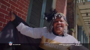 NFL Shop Super Wild Card Weekend TV Spot, 'My Everything' Song by Bakar - Thumbnail 8