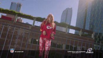 NFL Shop Super Wild Card Weekend TV Spot, 'My Everything' Song by Bakar - Thumbnail 9