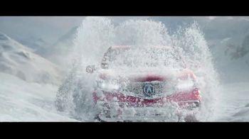 Acura Evento Season of Performance TV Spot, 'Un invierno intacto' [Spanish] [T2] - 413 commercial airings