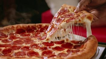 Pizza Hut Original Stuffed Crust TV Spot, 'Only' - Thumbnail 4