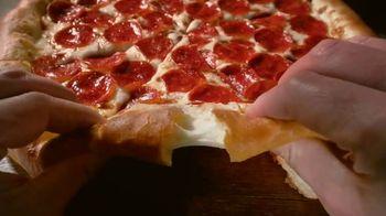Pizza Hut Original Stuffed Crust TV Spot, 'Only' - Thumbnail 5