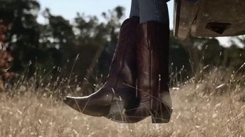 Tecovas TV Spot, 'Putting Western Boots Back on the Right Path'