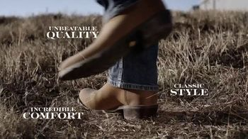 Tecovas TV Spot, 'Putting Western Boots Back on the Right Path' - Thumbnail 3