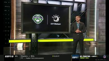 ESPN Fantasy Football TV Spot, 'Next Level' Featuring Field Yates