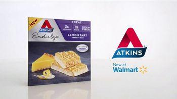 Atkins Dessert Bars TV Spot, 'Have Dessert First: Lemon Tart' Featuring Rob Lowe - Thumbnail 7