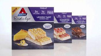 Atkins Dessert Bars TV Spot, 'Have Dessert First: Lemon Tart' Featuring Rob Lowe - Thumbnail 4