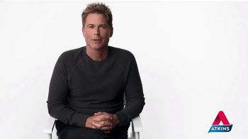 Atkins Dessert Bars TV Spot, 'Have Dessert First: Lemon Tart' Featuring Rob Lowe - 509 commercial airings