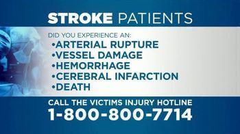 Parker Waichman TV Spot, 'Attention Stroke Patients: Catheter Recall'
