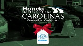 Happy Honda Days Sales Event TV Spot, 'Retail Therapy' [T2] - Thumbnail 5