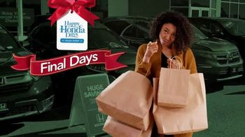 Happy Honda Days Sales Event TV Spot, 'Retail Therapy' [T2] - Thumbnail 4