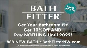 Bath Fitter TV Spot, 'New Year Resolution: 10% Off' - Thumbnail 10