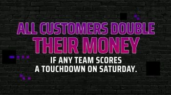DraftKings Sportsbook TV Spot, 'NFL Playoffs: Double Your Money' - Thumbnail 2
