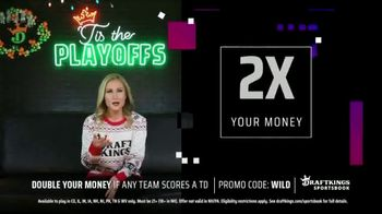 DraftKings Sportsbook TV Spot, 'NFL Playoffs: Double Your Money' - Thumbnail 3