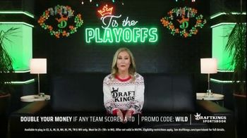 DraftKings Sportsbook TV Spot, 'NFL Playoffs: Double Your Money' - Thumbnail 5