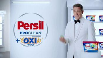 Persil ProClean + OXI TV Spot, 'Descubre una limpieza profunda' con Peter Hermann [Spanish]