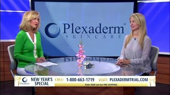 Plexaderm Skincare New Year's Special TV Spot, 'Hottest Videos: $14.95 Trial'