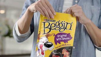 Purina Beggin' TV Spot, 'Bonkers for Beggin: Stairs' - Thumbnail 1