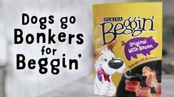 Purina Beggin' TV Spot, 'Bonkers for Beggin: Stairs' - Thumbnail 9