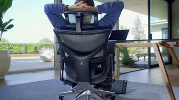 X-Chair X-HMT TV Spot, 'Most Comfortable Work Chair'
