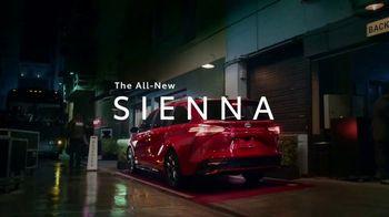 2021 Toyota Sienna TV Spot, 'Lucky' [T1]