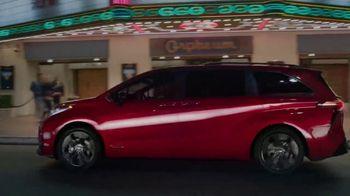 2021 Toyota Sienna TV Spot, 'Lucky' [T1] - Thumbnail 2